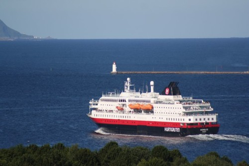 Hurtigruten - MS Nordlys10