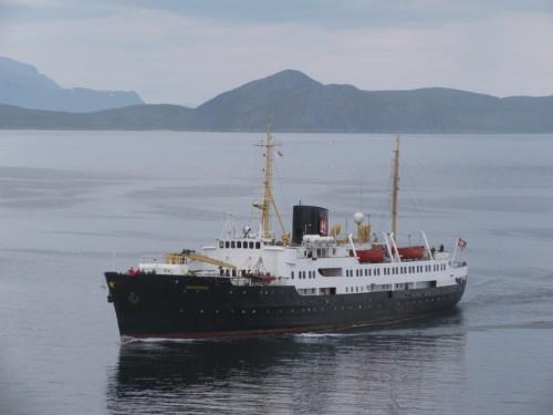 Hurtigruten - MS Nordstjernen01