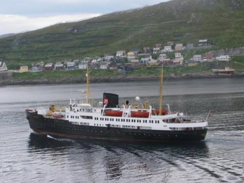 Hurtigruten - MS Nordstjernen02