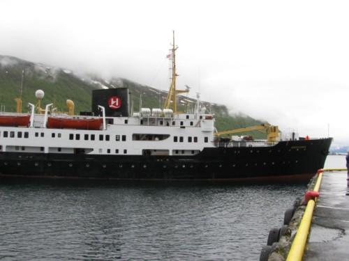 Hurtigruten - MS Nordstjernen05
