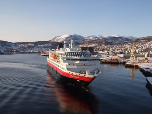 Hurtigruten - MS Polarlys01
