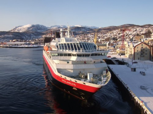 Hurtigruten - MS Polarlys03