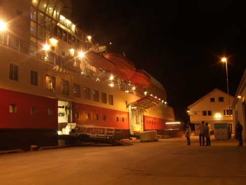Hurtigruten - MS Polarlys05