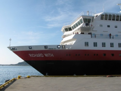 Hurtigruten - MS Richard With04