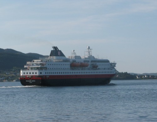 Hurtigruten - MS Richard With06