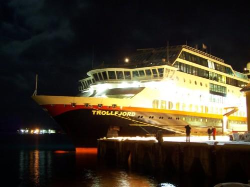 Hurtigruten - MS Trollfjord04