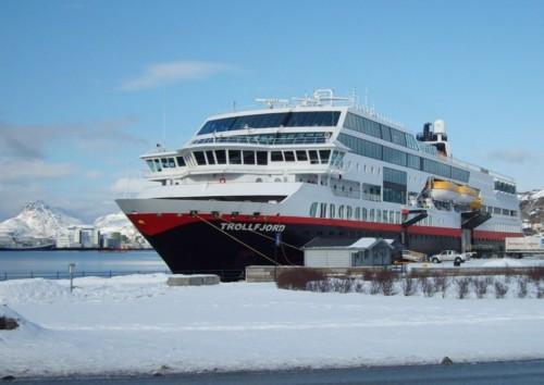 Hurtigruten - MS Trollfjord07