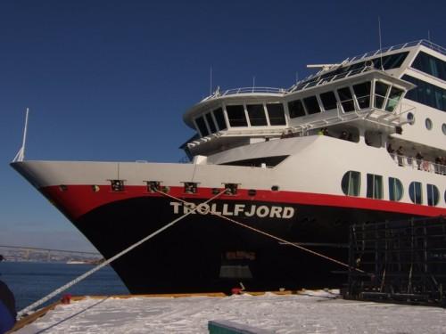 Hurtigruten - MS Trollfjord08