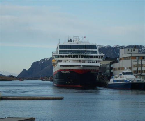 Hurtigruten - MS Trollfjord15
