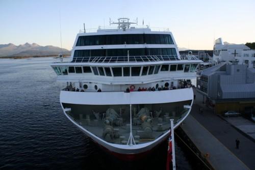 Hurtigruten - MS Trollfjord19