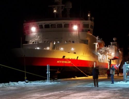 Hurtigruten - MS Vesteralen