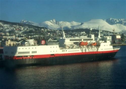 Hurtigruten - MS Vesteralen01