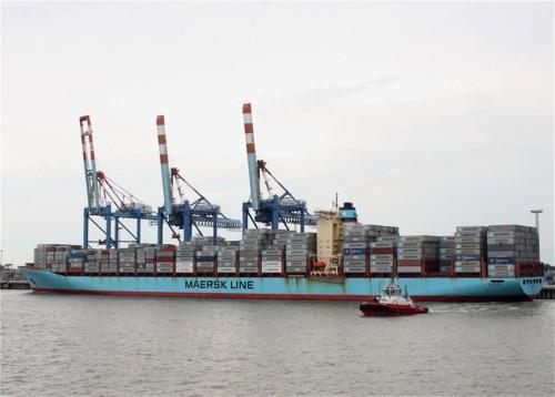 Industry - Chastine Maersk