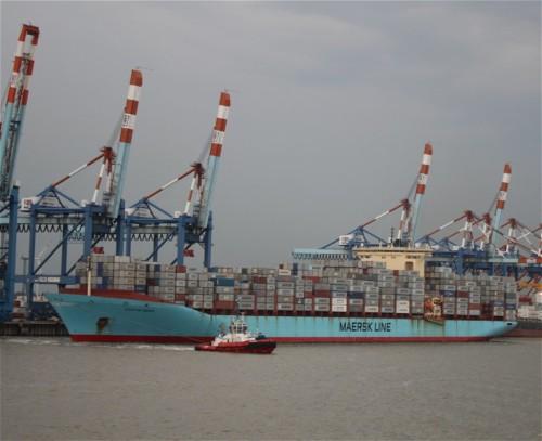 Industry - Chastine Maersk01