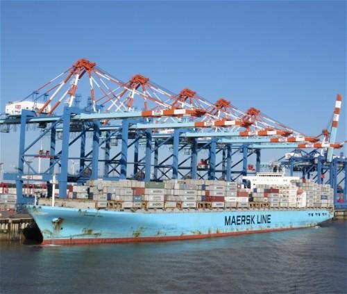 Industry - Maersk Kiel