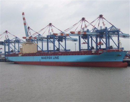 Industry - Maersk Seoul