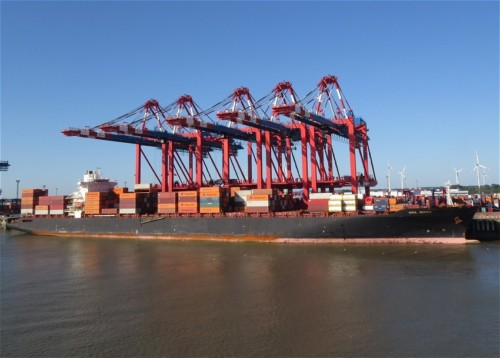 Industry - OOCL Mexico