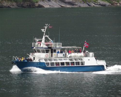 Others - Geiranger Fjordservice - Geirangerfjord