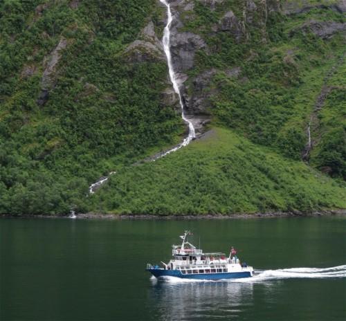 Others - Geiranger Fjordservice - Geirangerfjord02