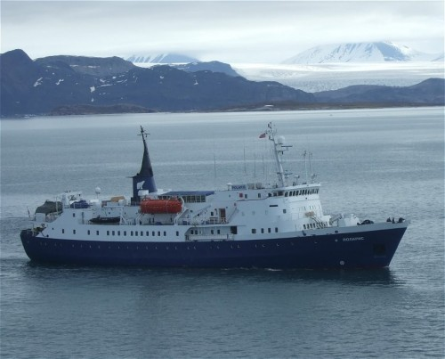 Reasearch - Murmansk Shipping - Polaris