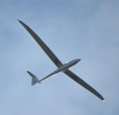 Glider - D-KXMO-07