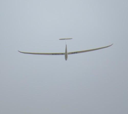 Glider - G-YODA-02
