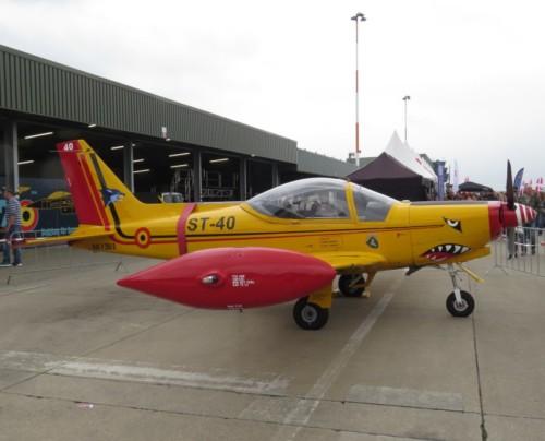 Belgium - ST40