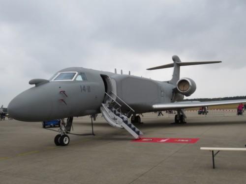 Italy - Gulfstr550CAEW-14-11-03