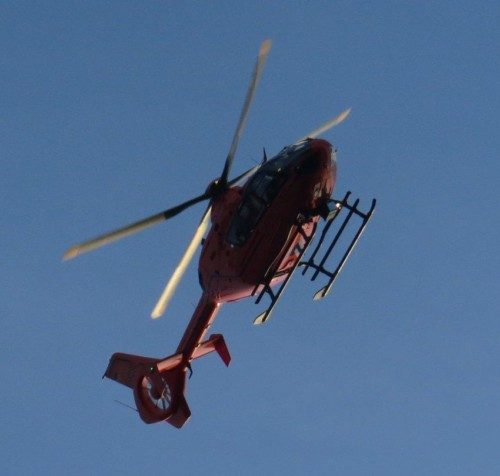 Air rescue - D-HZSC - 01