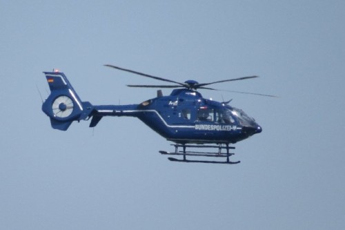 FederalPolice (Germany) - D-HVBX - 01