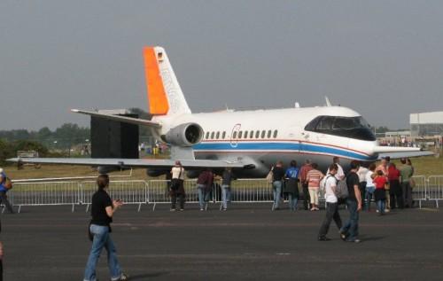 DLR Flugbetriebe - D-ADAM03