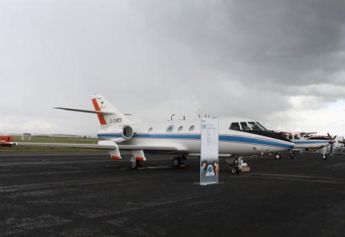 DLR Flugbetriebe - D-CMET01