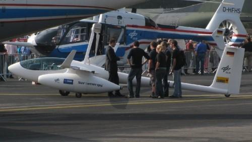 DLR Flugbetriebe - KDLR01