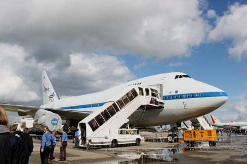 NASA - N747NA-12