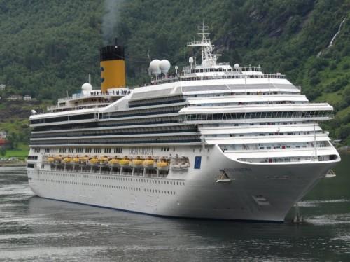 Cruise - Costa Kreuzfahrten - Costa Fortuna01