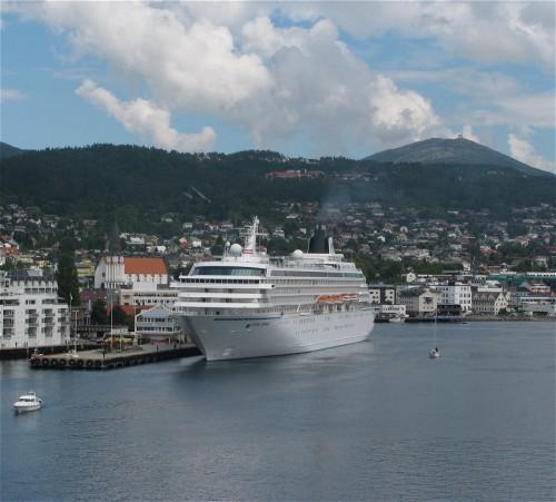 Cruise - Crystal Cruises - Crystal Symphony