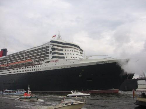 Cruise - Cunard - Queen Mary 202