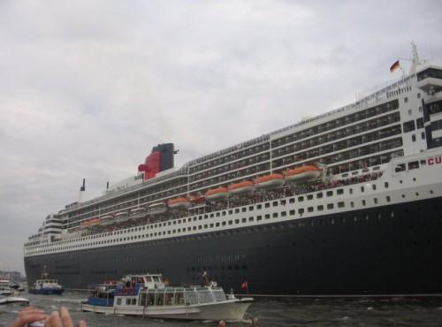 Cruise - Cunard - Queen Mary 203