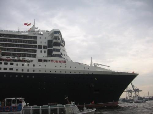 Cruise - Cunard - Queen Mary 204