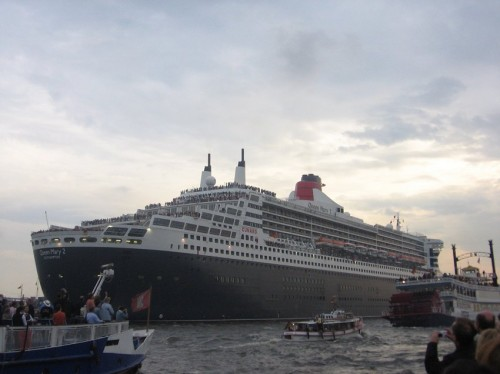 Cruise - Cunard - Queen Mary 205