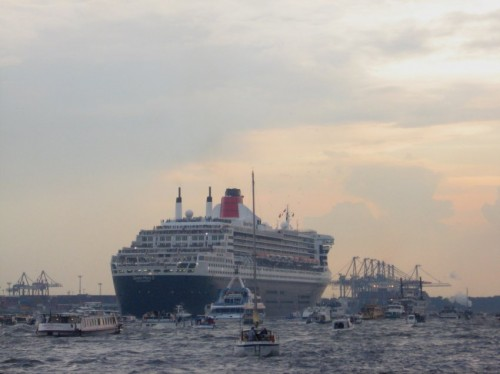 Cruise - Cunard - Queen Mary 206