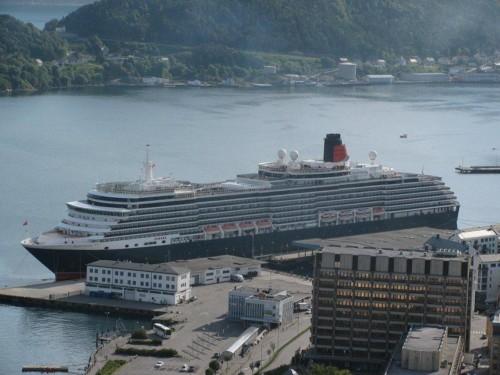 Cruise - Cunard - Queen Victoria02
