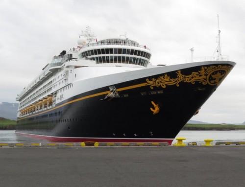 Cruise - Disney Cruise Line - Disney Magic01