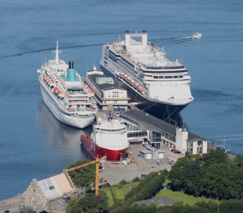 Cruise - Holland America Line - MS Rotterdam