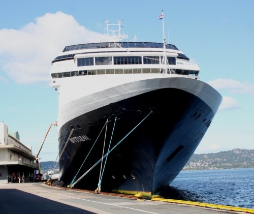 Cruise - Holland America Line - MS Rotterdam01
