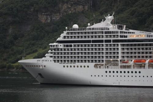 Cruise - MSC Kreuzfahrten - MSC Musica01