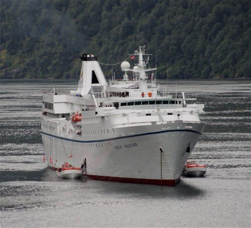 Cruise - Majestic International Cruises - Ocean Majesty
