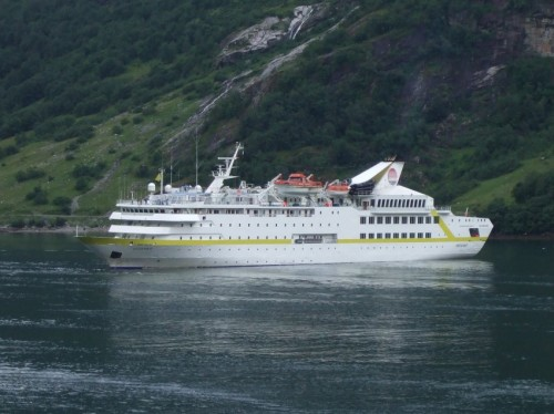Cruise - Plantours - MS Vistamar