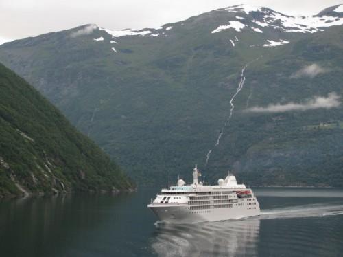 Cruise - Silversea Cruises - Silver Cloud