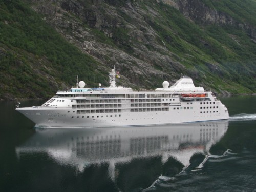 Cruise - Silversea Cruises - Silver Cloud01